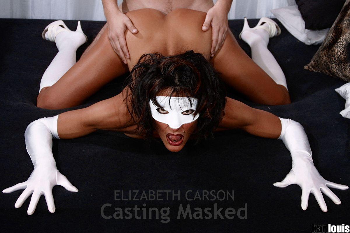 Elizabeth Carson - Casting Masked