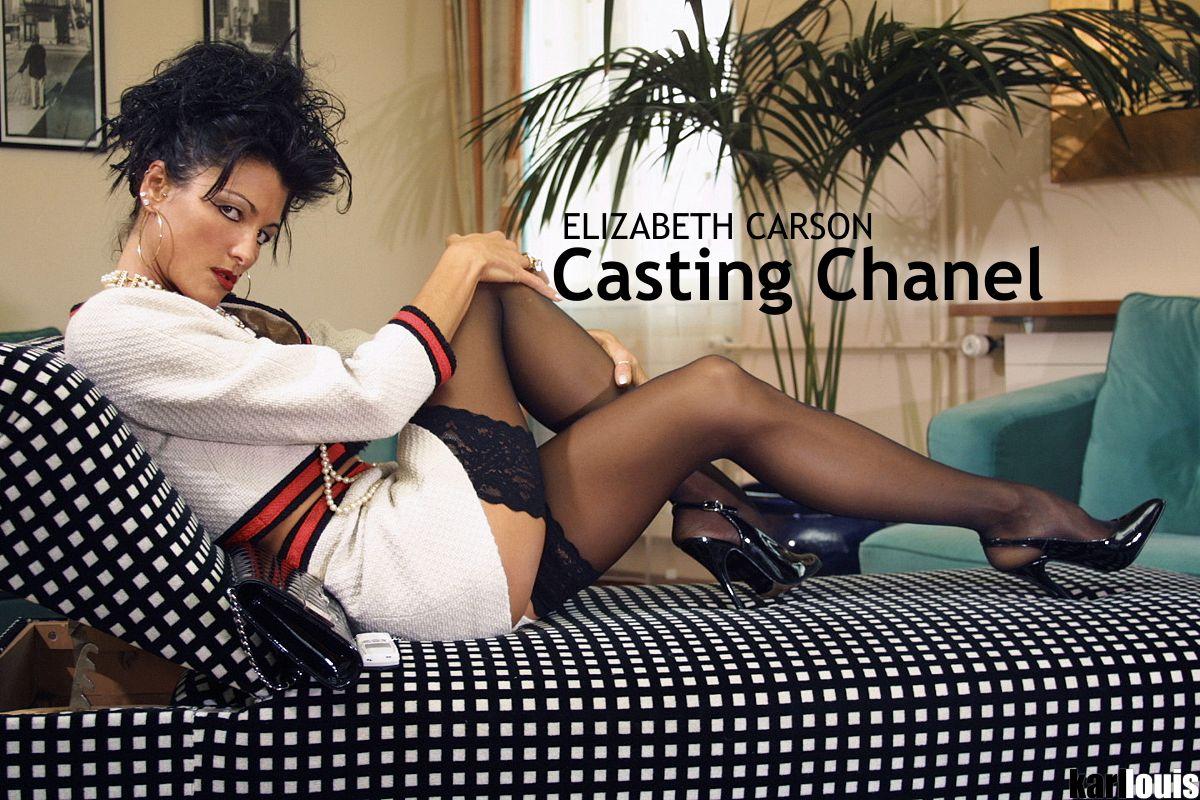 Elizabeth Carson Casting Chanel