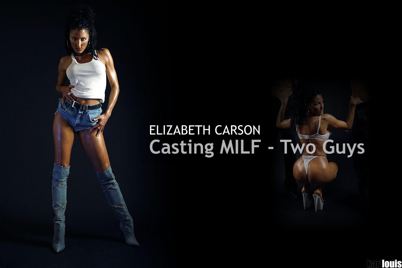 Elizabeth Carson - Casting MILF - Two Guys