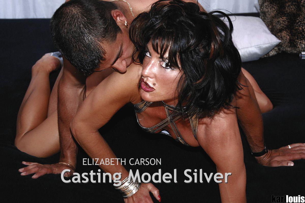 Elizabeth Carson - Casting Model Silver