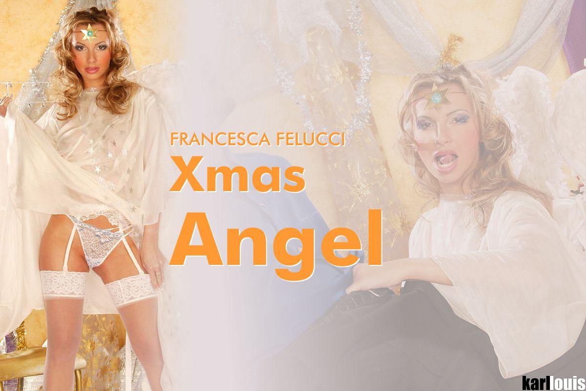 Francesca Felucci Xmas Angel